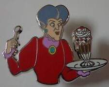 Disney Dssh Pin Trader's Sundae Lady Tremaine Gwp Pin Le 300