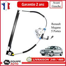 Mecanisme + moteur de Leve-vitre electrique Avant Gauche Renault Megane 1