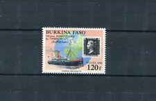 Burkina Faso 1990 817 esposizione filatelica di Londra MHN