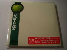 """THE BEATLES """"White Album"""" Japan mini LP SHM 2CD   1st Press"""