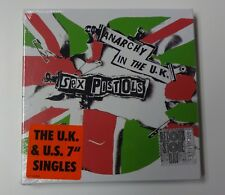"""NEW RSD 2018 Sex Pistols – Anarchy In The UK 7"""" Singles"""