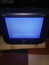 RCA 14F514T 14 inch CRT TV Flat Tube TV