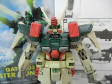 "Msia Gundam Seed ""Gat-X103 Buster Gundam"" Action Figure Bandai / no box"