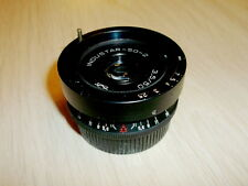 INDUSTAR-50-2 lens for ZENIT M42 SPECIAL EDITION CANON Nikon NEW