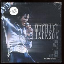 MICHAEL JACKSON IL MAN IN THE MIRROR documentario VO 4 DVD ZONA 0 + 1 LIBRO