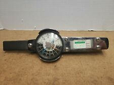 Armstrong Dial Torque Wrench 1/4� 64-302A Pre Owned