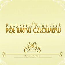 CD KRZYSZTOF KRAWCZYK Pół wieku człowieku special edition