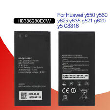 Replacement Battery HB474284RBC For Huawei Honor 3C Lite C8816 G620 Y635 2000mAh