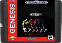 Mighty Morphin Power Rangers: The Movie (1995) 16 Bit Sega Genesis NTSC-U/C