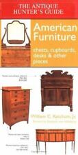 The American Furniture : Chests, Cupboards, Desks and Other Pieces