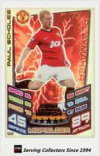 2012-13 Match Attax Man Of Match Foil Card #422 Paul Scholes (Man Utd)