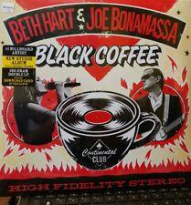 BETH HART & JOE BONAMASSA - BLACK COFFEE LP BRAND NEW COLORED VINYL GATEFOLD LP