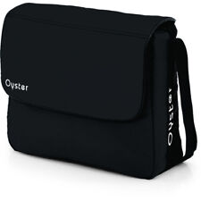 NEW OYSTER MAX CHANGING BAG SMOTHERBLACK