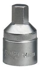 ORIGINAL DRAPER 14mm 1.9cm embout carré Elora hexagonal Tournevis prise 15551