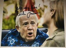 LESLIE JORDAN WILL & GRACE ACTOR AUTHENTIC SIGNED AUTOGRAPHED 8X10 PHOTO RARE!