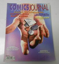 1999 COMICS JOURNAL #216 Alex Ross Cover KURT BUSIEK VF+ 8.5