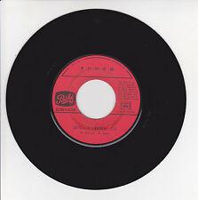 """PUNCH Vinyle 45T 7"""" IDYLLE A LONDON - LE PAYS OU L'ON VIT D'AMOUR JukeBox RARE"""