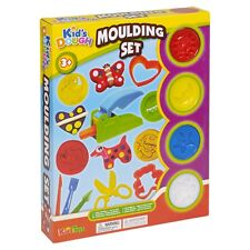 29pc Play Dough Kids Tubs & Shaping Sets Moulding Shaper Scissors Children Xmas