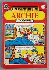 Les Aventures de Archie 7004 French edition 1982 Heritage Editions HTF
