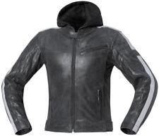 Held Motorradjacke Lederjacke Madison Gr. 50  schwarz-grau Urban Jacke NEU