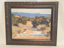 PETER GRAB Original PAINTING American Impressionist LANDSCAPE New Mexico
