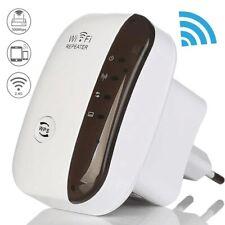 Wifi repeater wireless signal booster amplifier US EU UK AU range extender