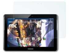 2x FX-Shock-Clear Displayschutzfolie Samsung Galaxy Tab 2 10.1 Panzerfolie Folie