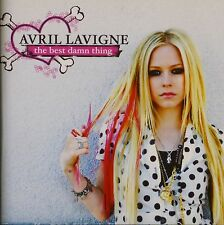 CD - Avril Lavigne - The Best Damn Thing - A149