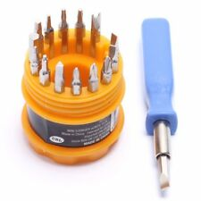 16 In 1 Mini Screwdriver Precision Bit Set Torx Slotted Phillips Flat Tool