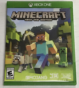 Minecraft Xbox One Video Game Mojang Tested and working Ships immediately!