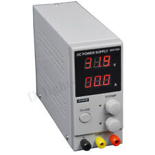 K3010D 30V 10A DC LCD Digital Power Supply Switching Regulated EU Plug ! AU
