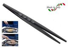 PINZA CHEF DA CUCINA PER ALIMENTI A MOLLA IN NYLON CM 30 - 100% MADE IN ITALY.