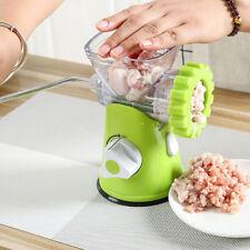 Multifunction Manual Meat Vegetable Chopper Cutter Grinder Blender Kitchen Tool