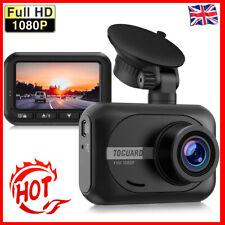 TOGUARD Hidden Car DashCam DVR Full HD Dash Mini Camera Dual Lens Video Recorder