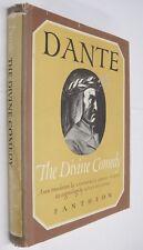 Divine Comedy Inferno Purgatorio Paradiso by Dante 1948 Gustave Dore Illustrator