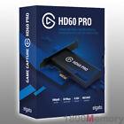 GENUINE Elgato Game Capture HD60 PRO Gaming Recorder HDMI fo PS4 Xbox One 360 PC