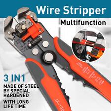 Adjustable Automatic Wire Striper Cutter Stripper Crimper Pliers Terminal Tool