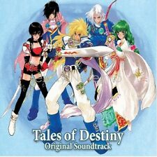 New 0817-20 TALES OF DESTINY ORIGINAL SOUNDTRACK CD Song Music Game Anime