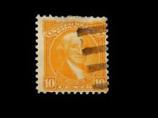 Vintage Stamp, UNITED STATES, 1932 GEORGE WASHINGTON 10 CENT BICENTENNIAL, # 715