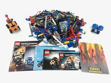 LEGO Technic Konvolut (1kg) - gr. & kl. Teile, Pins Zahnräder Bricks