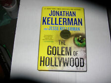 The Golem of Hollywood by Jonathan & Jesse Kellerman (2014) DOUBLE SIGNED FIRST