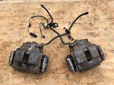 01-06 E46 M3 Front Brake Calipers Left Right Pair Set Original