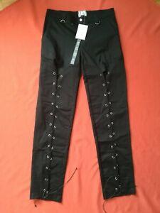 RETROGOTH Gothic Hose von Hard Leather Stuff - Größe XL - NEU