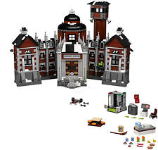 LEGO BATMAN MOVIE 70912 - ARKHAM ASYLUM ONLY - NO MINIFIGURES, NO BOX - NEW