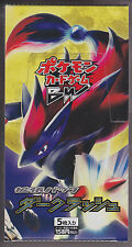 Pokemon Card BW4 Booster Dark Rush Sealed Box 1st Edition Japanese
