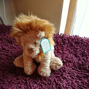 Jellycat Fuddlewuddle Lion Soft Toy MediumFW6LN New with tags
