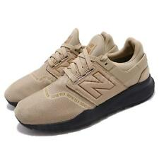 New Balance MS247GTW D Gore-Tex Khaki Black Men Running Shoes Sneakers MS247GTWD