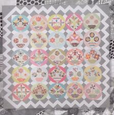 Bring Me Flowers Jen Kingwell Designs Scrappy Quilt Pattern Booklet