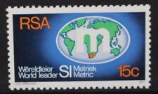 SOUTH AFRICA 1977 Metrication. Set of 1. Mint Never Hinged. SG436.