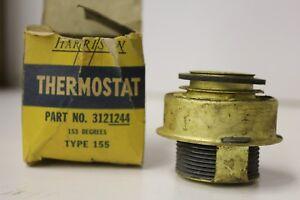 Harrison Thermostat 1940-54 Dodge Plymouth Hudson Desoto Chrysler 1942 3121244